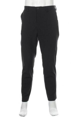 Мъжки панталон Michael Kors, Размер L, Цвят Черен, 92% полиестер, 8% еластан, Цена 137,40лв.