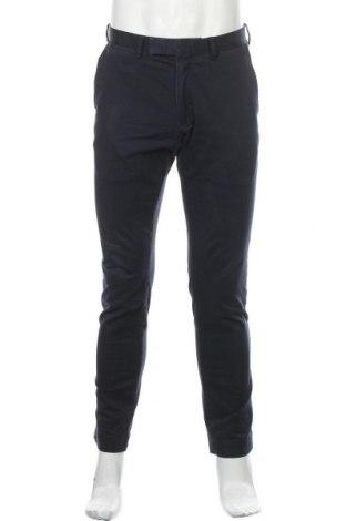 Ανδρικό παντελόνι Polo By Ralph Lauren, Μέγεθος S, Χρώμα Μπλέ, 97% βαμβάκι, 3% ελαστάνη, Τιμή 55,36€