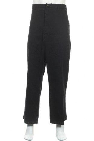 Ανδρικό παντελόνι St. John's Bay, Μέγεθος 4XL, Χρώμα Μαύρο, 100% βαμβάκι, Τιμή 16,37€