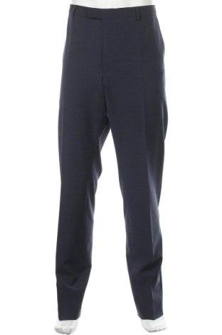 Ανδρικό παντελόνι Strellson, Μέγεθος XL, Χρώμα Μπλέ, 53% πολυεστέρας, 43% μαλλί, 4% ελαστάνη, Τιμή 28,69€