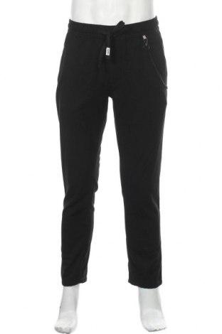 Ανδρικό παντελόνι Tommy Hilfiger, Μέγεθος M, Χρώμα Μαύρο, 65% πολυεστέρας, 31% βισκόζη, 4% ελαστάνη, Τιμή 39,68€