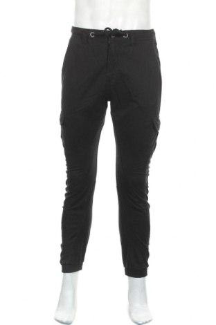 Мъжки панталон Urban Classics, Размер S, Цвят Черен, Памук, Цена 42,00лв.
