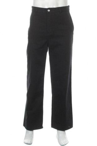 Ανδρικό παντελόνι Weekday, Μέγεθος M, Χρώμα Μαύρο, Βαμβάκι, Τιμή 21,65€
