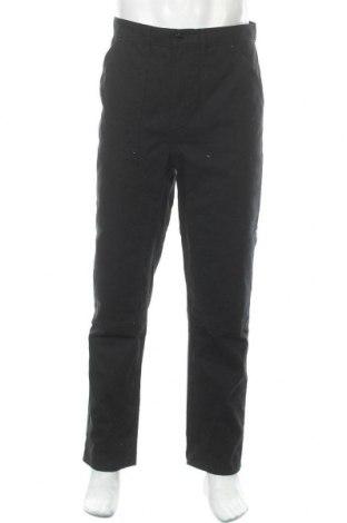 Ανδρικό παντελόνι Weekday, Μέγεθος L, Χρώμα Μαύρο, 100% βαμβάκι, Τιμή 22,43€
