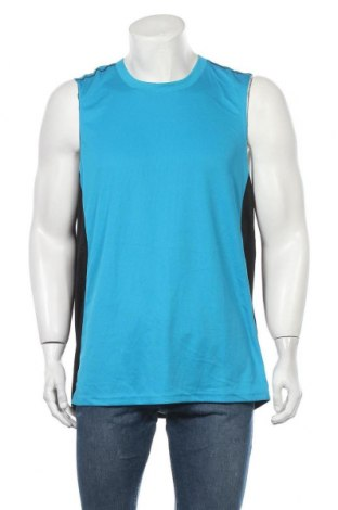 Ανδρική αμάνικη μπλούζα Crane, Μέγεθος XXL, Χρώμα Μαύρο, Πολυεστέρας, Τιμή 8,77€