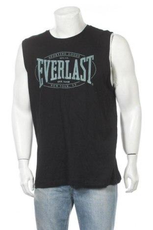 Мъжки потник Everlast, Размер XL, Цвят Черен, Памук, Цена 33,60лв.