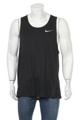 Мъжки потник Nike, Размер XXL, Цвят Черен, Полиестер, Цена 33,60лв.