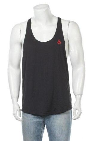 Мъжки потник Ryderwear, Размер XL, Цвят Черен, 91% полиестер, 9% еластан, Цена 15,75лв.