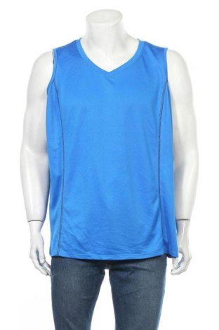 Ανδρική αμάνικη μπλούζα St. John's Bay, Μέγεθος XXL, Χρώμα Μπλέ, Πολυεστέρας, Τιμή 5,84€