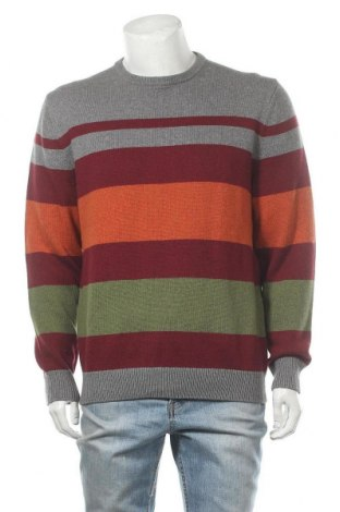 Мъжки пуловер Christian Berg, Размер M, Цвят Многоцветен, Цена 22,42лв.