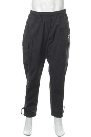 Ανδρικό αθλητικό παντελόνι Nike, Μέγεθος L, Χρώμα Γκρί, 62% βαμβάκι, 38% πολυαμίδη, Τιμή 24,49€