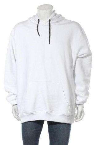 Ανδρικό φούτερ Cars Jeans, Μέγεθος XXL, Χρώμα Λευκό, 80% βαμβάκι, 20% πολυεστέρας, Τιμή 18,77€