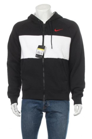 Ανδρικό φούτερ Nike, Μέγεθος S, Χρώμα Μαύρο, 80% βαμβάκι, 20% πολυεστέρας, Τιμή 22,02€