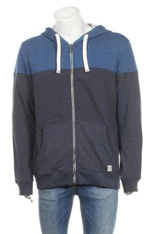 Ανδρικό φούτερ Tom Tailor, Μέγεθος XL, Χρώμα Μπλέ, 60% βαμβάκι, 40% πολυεστέρας, Τιμή 26,68€
