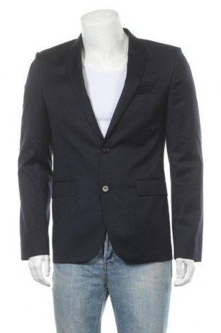 Ανδρικό σακάκι Hugo Boss, Μέγεθος M, Χρώμα Μπλέ, Μαλλί, Τιμή 142,66€