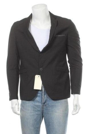 Мъжко сако Paul Hunter, Размер M, Цвят Черен, 80% полиестер, 20% вискоза, Цена 194,25лв.