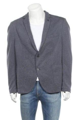 Ανδρικό σακάκι Paul Hunter, Μέγεθος XL, Χρώμα Μπλέ, 66% βισκόζη, 34% πολυεστέρας, Τιμή 26,95€