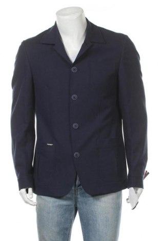 Мъжко сако Roy Robson, Размер L, Цвят Син, 82% памук, 18% лен, Цена 189,07лв.