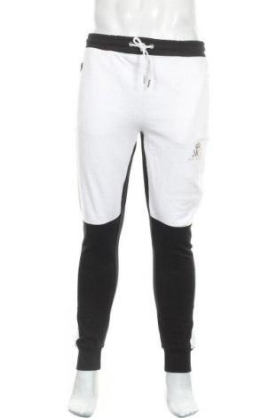 Ανδρικό αθλητικό παντελόνι Brave Soul, Μέγεθος S, Χρώμα Λευκό, 80% βαμβάκι, 20% πολυεστέρας, Τιμή 22,81€