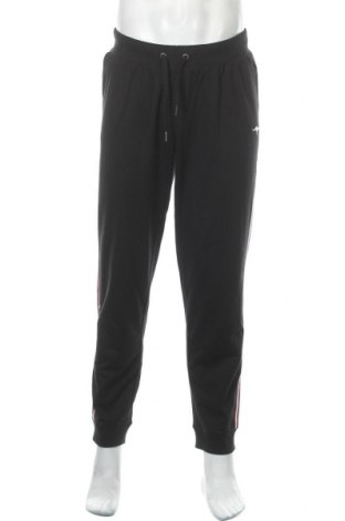 Ανδρικό αθλητικό παντελόνι Kangaroos, Μέγεθος L, Χρώμα Μαύρο, 60% βαμβάκι, 40% πολυεστέρας, Τιμή 18,25€