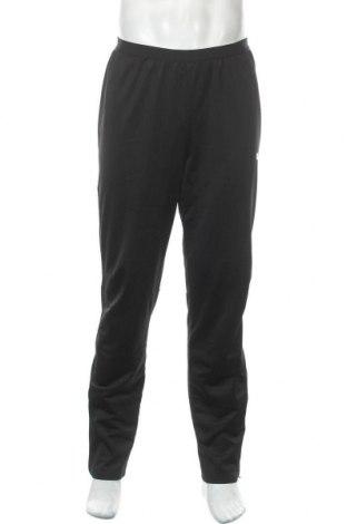 Мъжко спортно долнище PUMA, Размер L, Цвят Черен, Полиестер, Цена 61,50лв.