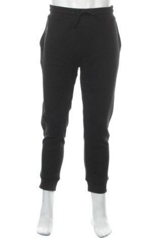 Мъжко спортно долнище Topman, Размер L, Цвят Черен, Цена 31,28лв.