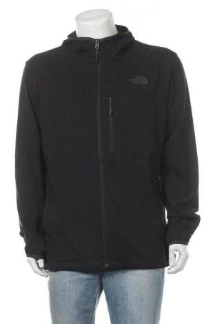 Ανδρικό αθλητικό μπουφάν The North Face, Μέγεθος XL, Χρώμα Μαύρο, 90% πολυεστέρας, 10% ελαστάνη, Τιμή 87,30€