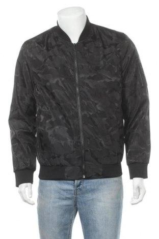 Ανδρικό μπουφάν Brave Soul, Μέγεθος L, Χρώμα Μαύρο, Πολυεστέρας, Τιμή 25,97€