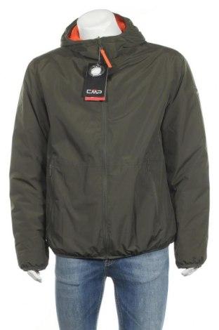 Мъжко яке CMP, Размер XL, Цвят Зелен, Полиестер, Цена 108,77лв.