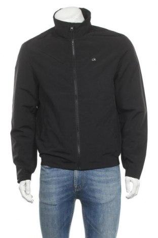 Ανδρικό μπουφάν Calvin Klein, Μέγεθος S, Χρώμα Μαύρο, Πολυαμίδη, Τιμή 101,22€