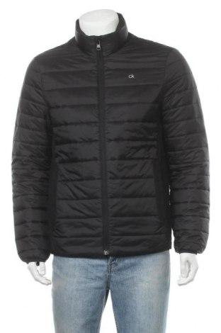 Ανδρικό μπουφάν Calvin Klein, Μέγεθος L, Χρώμα Μαύρο, Πολυαμίδη, Τιμή 108,75€