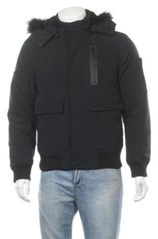 Мъжко яке Indigo, Размер S, Цвят Черен, Полиестер, Цена 58,74лв.