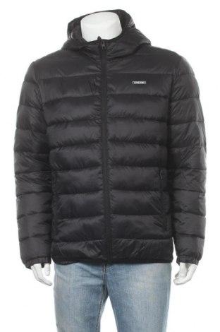 Ανδρικό μπουφάν Jack & Jones, Μέγεθος XL, Χρώμα Μπλέ, 100% πολυαμίδη, Τιμή 37,25€