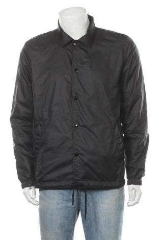 Ανδρικό μπουφάν Karl Lagerfeld, Μέγεθος L, Χρώμα Μαύρο, Πολυεστέρας, Τιμή 141,79€