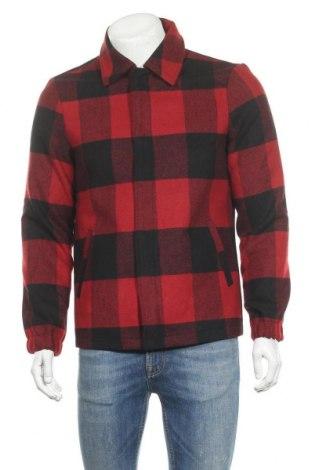 Мъжко яке Only & Sons, Размер M, Цвят Черен, 90% полиестер, 10% вълна, Цена 81,75лв.