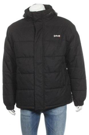 Мъжко яке SCOTT, Размер XL, Цвят Черен, 65% памук, 35% полиамид, Цена 269,25лв.