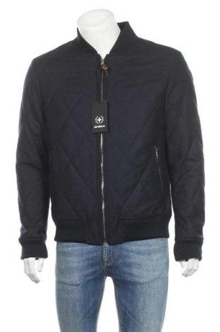 Ανδρικό μπουφάν Strellson, Μέγεθος M, Χρώμα Μπλέ, Τιμή 104,98€
