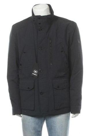 Ανδρικό μπουφάν Strellson, Μέγεθος XL, Χρώμα Μπλέ, 85% πολυεστέρας, 15% βαμβάκι, Τιμή 108,75€