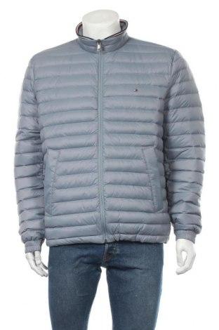 Ανδρικό μπουφάν Tommy Hilfiger, Μέγεθος XL, Χρώμα Μπλέ, Πολυαμίδη, φτερά και πούπουλα, Τιμή 112,51€