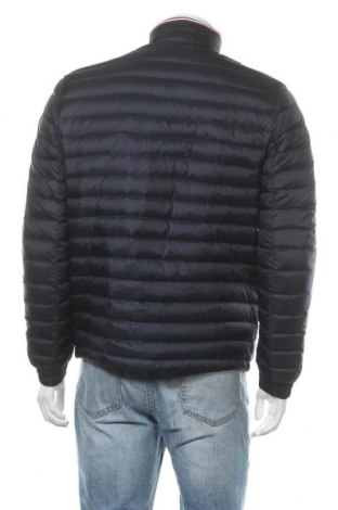 Ανδρικό μπουφάν Tommy Hilfiger, Μέγεθος M, Χρώμα Μπλέ, Πολυαμίδη, φτερά και πούπουλα, Τιμή 115,59€