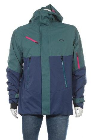 Geacă de bărbați pentru sport de iarnă Oakley, Mărime M, Culoare Verde, Poliester, Preț 1.164,47 Lei
