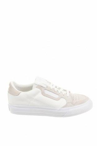 Обувки Adidas Originals, Размер 37, Цвят Бял, Текстил, естествена кожа, Цена 107,40лв.