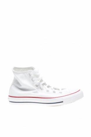 Обувки Converse, Размер 39, Цвят Бял, Текстил, Цена 77,40лв.