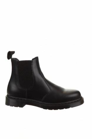 Обувки Dr. Martens, Размер 43, Цвят Черен, Естествена кожа, текстил, Цена 203,40лв.