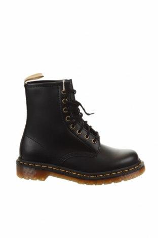 Обувки Dr. Martens, Размер 37, Цвят Черен, Еко кожа, Цена 176,12лв.