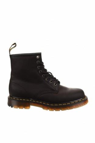 Обувки Dr. Martens, Размер 41, Цвят Черен, Еко кожа, Цена 176,12лв.