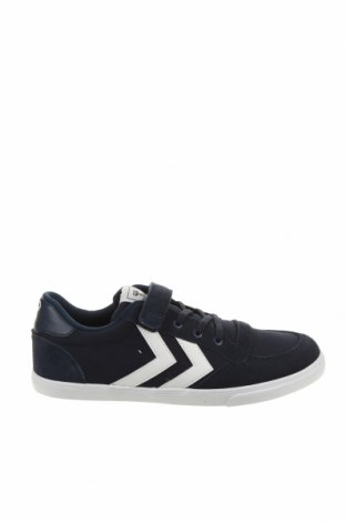 Παπούτσια Hummel, Μέγεθος 40, Χρώμα Μπλέ, Κλωστοϋφαντουργικά προϊόντα, φυσικό σουέτ, Τιμή 30,62€