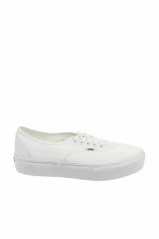 Обувки Vans, Размер 41, Цвят Бял, Текстил, Цена 65,40лв.