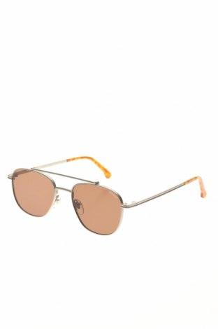 Γυαλιά ηλίου Komono, Χρώμα Γκρί, Τιμή 45,39€