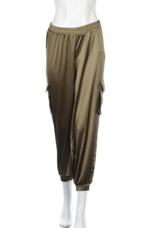 Панталон за бременни Mamalicious, Размер M, Цвят Зелен, 96% полиестер, 4% еластан, Цена 32,86лв.
